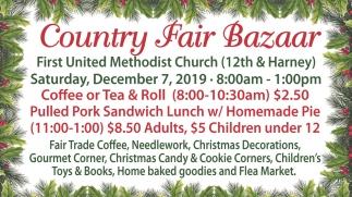 Country Fair Bazaar