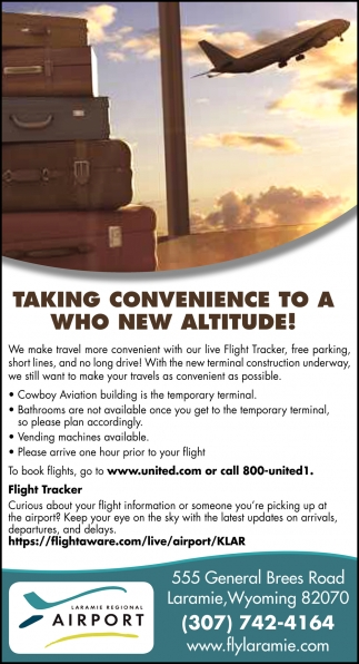 Taking Convenience to a Whole New Altitude
