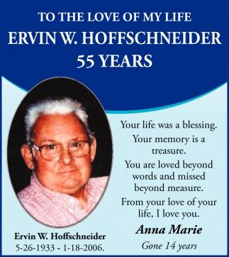 In Memory of Marion Sickler