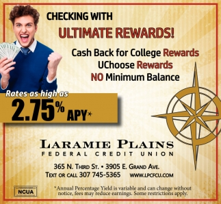 Check with Ultimate Rewards