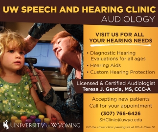 Visit Us for All Your Hearing Needs