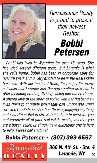 Bobbi Petersen