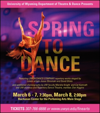 Spring to Dance
