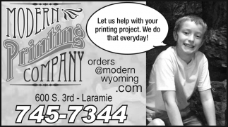 Let Us Help with Your Printing Project. We Do that Everyday!