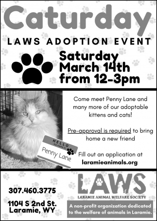Laws Adoption Events