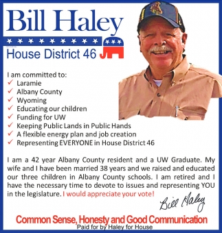 Bill Haley House District 46