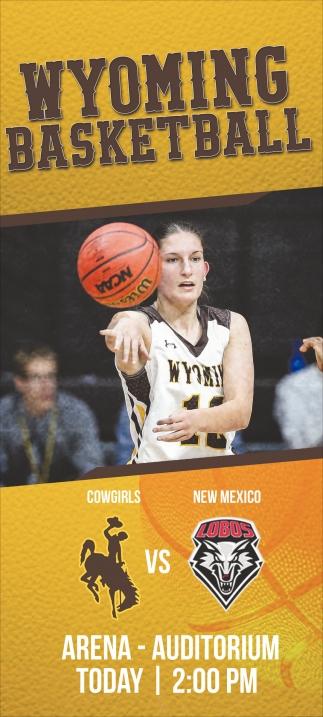 Wyoming Basketball