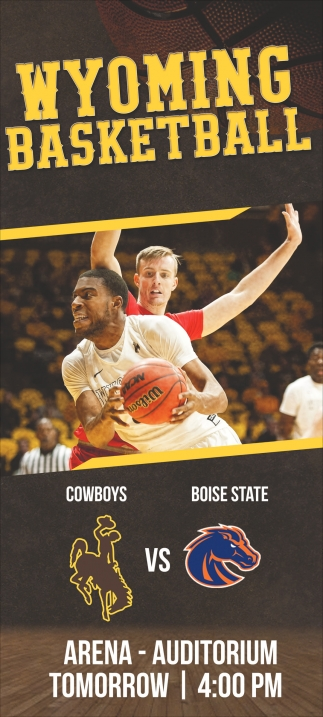 Wyoming Basketball