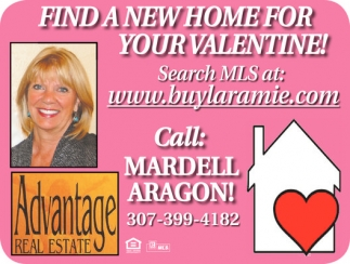 Find a New Home for Your Valentine!